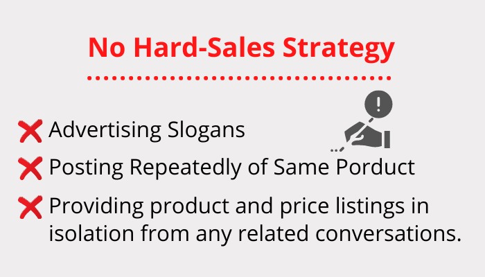 Sales Strategy for Facebook Marketing